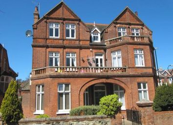 Thumbnail 2 bed flat for sale in Hartfield Road, Eastbourne, East Sussex