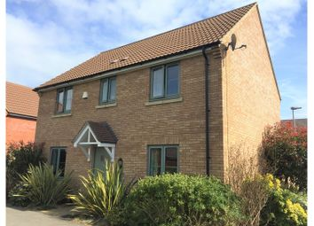 Thumbnail 4 bedroom detached house for sale in Penning Close, Milton Keynes