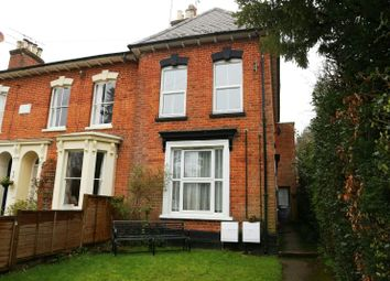 Thumbnail 1 bed flat to rent in Milton Road, Wokingham