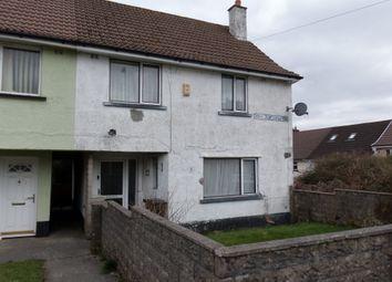 Thumbnail 3 bed end terrace house for sale in Heol Bryn Padell, Swansea Road, Merthyr Tydfil