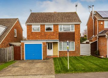 Thumbnail 4 bed detached house for sale in Pembroke Road, Crawley