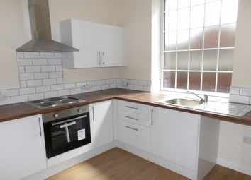 Thumbnail 1 bed flat to rent in Erewash Works, Wood Street, Ilkeston