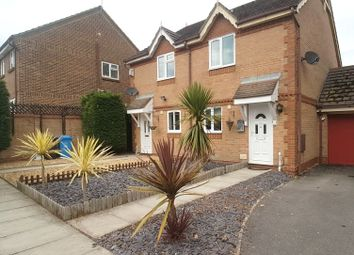 Thumbnail 2 bed semi-detached house to rent in Uplyme Close, Canford Heath