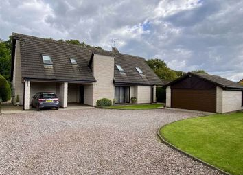 Thumbnail 4 bed detached house for sale in Highlows Lane, Yarnfield, Stone