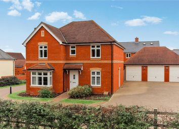 Thumbnail 4 bed detached house for sale in Wyndham Drive, Romsey, Hampshire