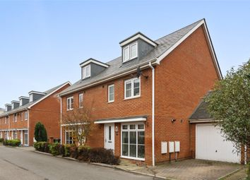 Thumbnail 4 bed semi-detached house to rent in Burrage Road, Redhill, Surrey