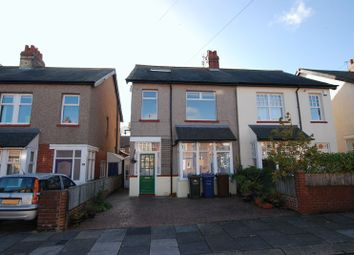Thumbnail 4 bed semi-detached house for sale in Elmfield Gardens, Gosforth, Newcastle Upon Tyne