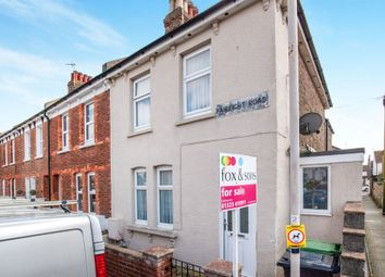 Thumbnail 2 bedroom end terrace house for sale in Fairlight Road, Eastbourne