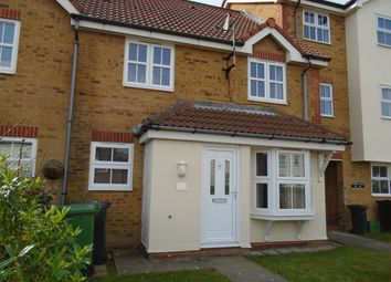 Thumbnail 2 bedroom terraced house to rent in Quebec Close, Eastbourne