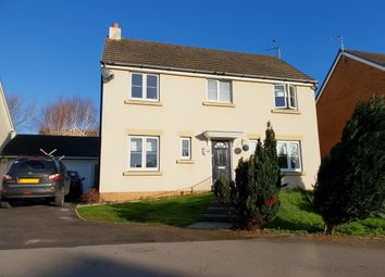 4 bed detached house for sale in Swallow Close, North Cornelly CF33