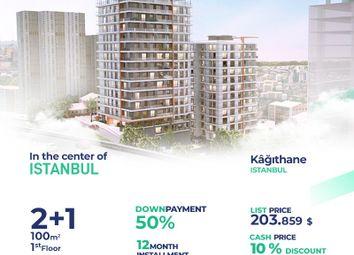 Thumbnail Apartment for sale in Apartment In Kagithane For Sale, Kağıthane, Istanbul, Marmara, Turkey