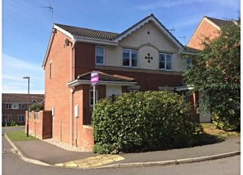 Thumbnail 3 bed semi-detached house for sale in Crown Way, Langley Mill
