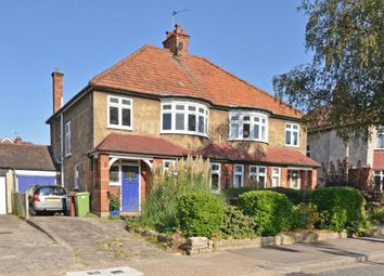 Thumbnail 3 bed semi-detached house for sale in Dovedale Road, East Dulwich, London