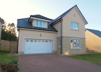 Thumbnail 5 bed detached house for sale in Willowgate Drive, Perth, Perthshire