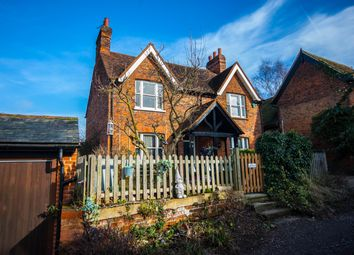 Thumbnail 2 bed semi-detached house to rent in Fore Street, Hatfield