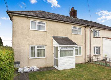 Thumbnail 3 bed semi-detached house for sale in Larkhill Road, Durrington, Salisbury