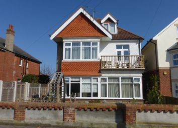 Thumbnail 3 bedroom maisonette for sale in Stourcliffe Avenue, Southbourne, Bournemouth