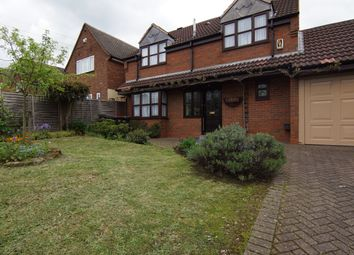 Thumbnail 3 bed detached house for sale in Birmingham Road, Coleshill