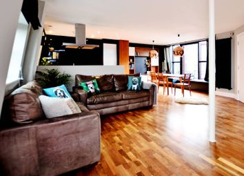 Thumbnail 2 bedroom flat for sale in Eagle Works West, Spitalfields
