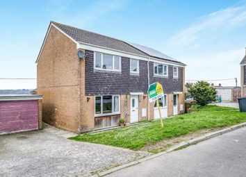 Thumbnail 3 bed semi-detached house for sale in Wadebridge, Cornwall, Uk