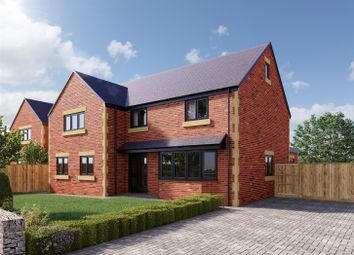 Thumbnail 5 bedroom detached house for sale in The Willows, Welbeck Glade, Welbeck Road, Bolsover