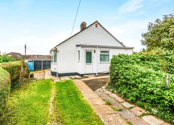Thumbnail 2 bed detached bungalow for sale in Rockville Park, Plymstock, Plymouth