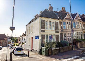 Thumbnail 4 bed end terrace house for sale in Coldharbour Road, Westbury Park, Bristol
