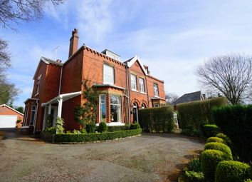 Thumbnail 4 bed semi-detached house for sale in Woodleigh, High Bank Lane, Bolton