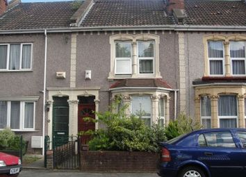 Thumbnail 2 bed terraced house to rent in Victoria Avenue, Redfield, Bristol