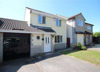 Thumbnail 3 bedroom link-detached house for sale in Cooks Close, Bradley Stoke, Bristol