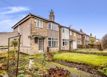 Thumbnail 3 bed semi-detached house for sale in Caldene Avenue, Mytholmroyd, Hebden Bridge