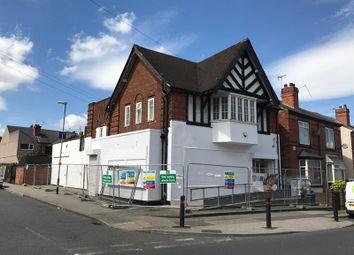 Thumbnail Retail premises for sale in 64 Carter Lane, Mansfield, Nottinghamshire