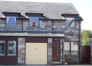 Thumbnail 3 bed semi-detached house to rent in Oldmeldrum Road, Newmachar