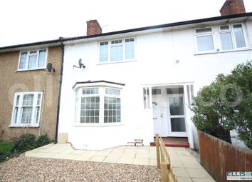 Thumbnail 2 bed terraced house for sale in Langham Gardens, Edgware, Middlesex