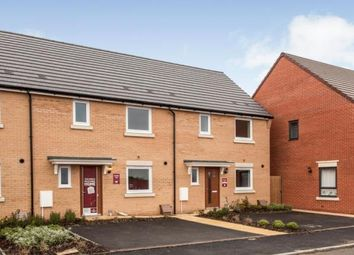 Thumbnail 3 bed terraced house for sale in Station Road, Longstanton, Cambridge