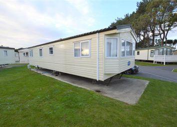 Thumbnail 2 bedroom mobile/park home for sale in Landscove Holiday Village, Gillard Road, Brixham, Devon