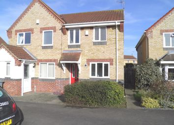 Thumbnail 2 bed detached house to rent in Burchnall Close, Deeping St James, Peterborough, Lincolnshire