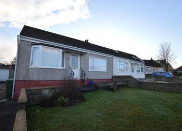 2 bed semi-detached bungalow for sale in Villiers Close, Plymouth, Devon PL9