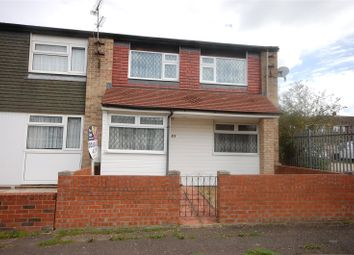 Thumbnail 3 bed end terrace house for sale in The Willows, Basildon, Essex