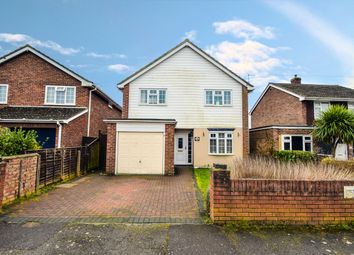 Thumbnail 4 bed detached house for sale in Bursledon Road, Waterlooville
