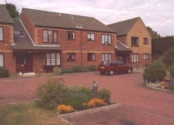 Thumbnail 1 bed flat for sale in Lavender Court, Kings Lynn