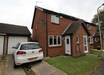 Thumbnail 2 bed end terrace house for sale in Greenwich Gardens, Newport Pagnell, Buckinghamshire