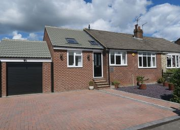 Thumbnail 3 bed semi-detached bungalow for sale in Kenilworth Avenue, Gildersome, Leeds