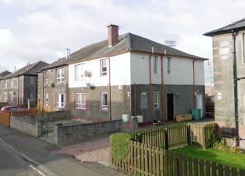 Thumbnail 2 bed flat for sale in 23, Wilson Street, Ayr KA89Lt