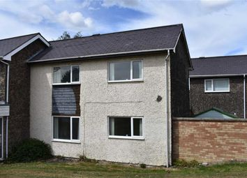 Thumbnail 3 bed end terrace house for sale in 101, Colwyn, Treowen, Newtown, Powys