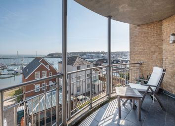Thumbnail 4 bed flat for sale in Birmingham Road, Cowes
