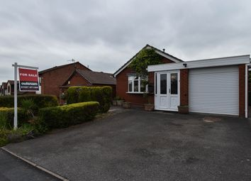 Thumbnail Detached bungalow for sale in Miller Close, Bromsgrove