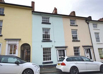 Thumbnail 3 bed terraced house for sale in 26, Crescent Street, Newtown, Powys