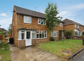 Thumbnail 3 bedroom semi-detached house to rent in Chanctonbury Road, Burgess Hill