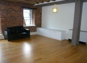 Thumbnail 2 bed flat to rent in The Warehouse, Wharf Street, Sheffield